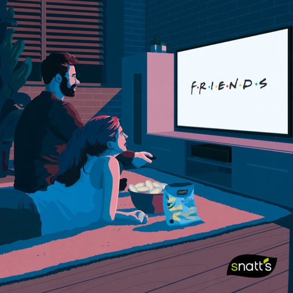 SNATTS-FRIENDS