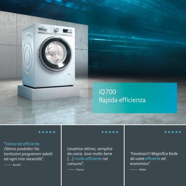 SiemensHome-Lavatrice