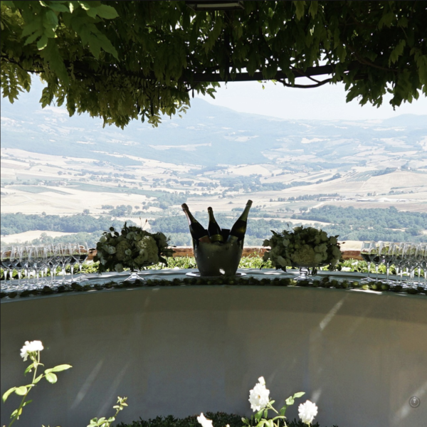 Castello Banfi Il Borgo – Engagment