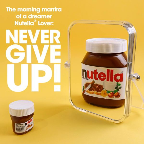 Nutella Global – World Dream Day