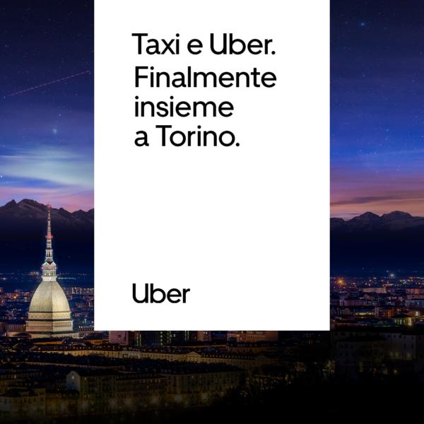 Uber – Taxi Torino
