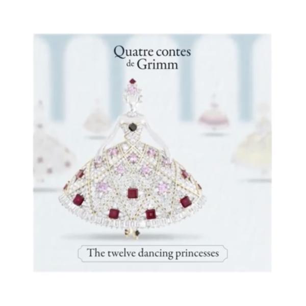 VCA – The twelve dancing princesses