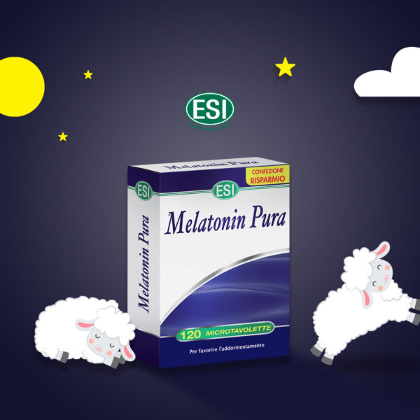 Melatonina 360 pecore