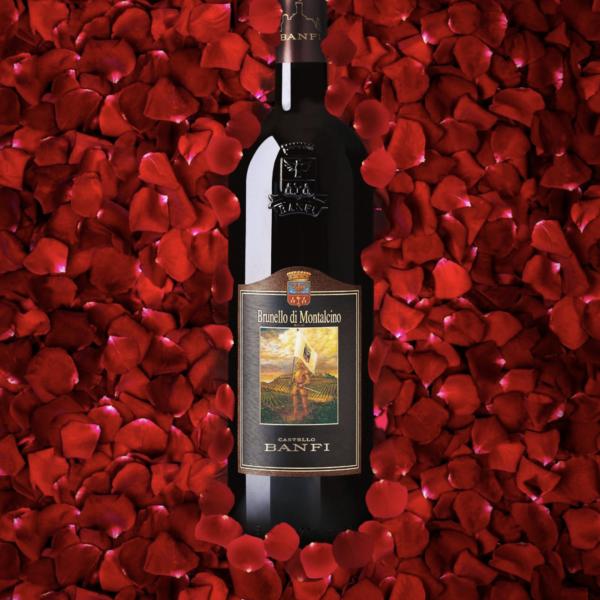 Castello Banfi – Valentine's Day
