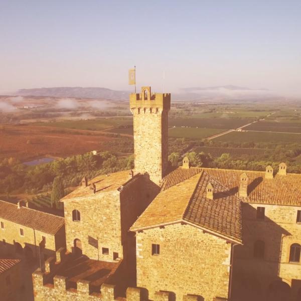 Castello Banfi – uniti più di prima