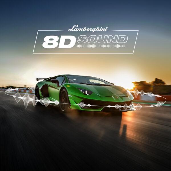 Lamborghini – 8D Sound