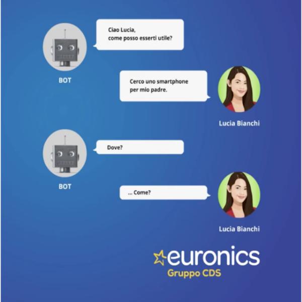 euronics cds – non sbottare