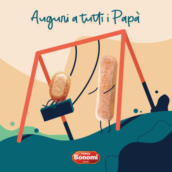 Forno Bonomi Festa del papà