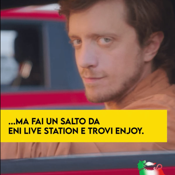 Eni Station #giornatamondialedelsalto